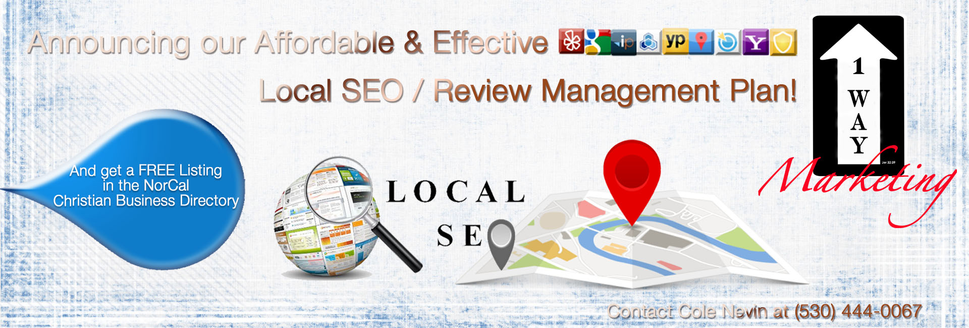 1 Way seo plan